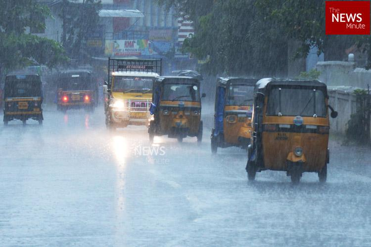 Trains delayed traffic hit as heavy rains bring Thiruvananthapuram to a standstill