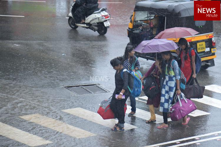 More rains in store for Kerala Met Dept predicts heavy rainfall until Friday