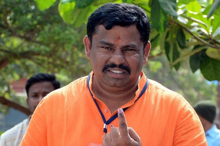 BJP MLA wont take oath in Telangana Assembly as pro-tem Speaker is from AIMIM