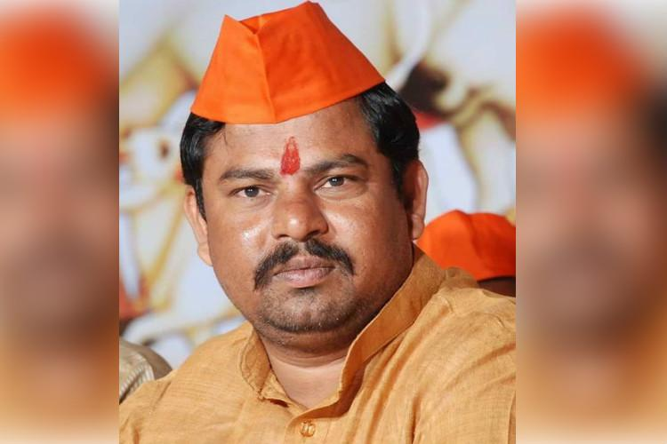 """We will burn the theaters if Hindus are shows in bad light..."" says Hydearbad MLA"