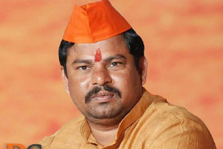 BJP MLA Raja Singh in the dock again for hateful remarks booked