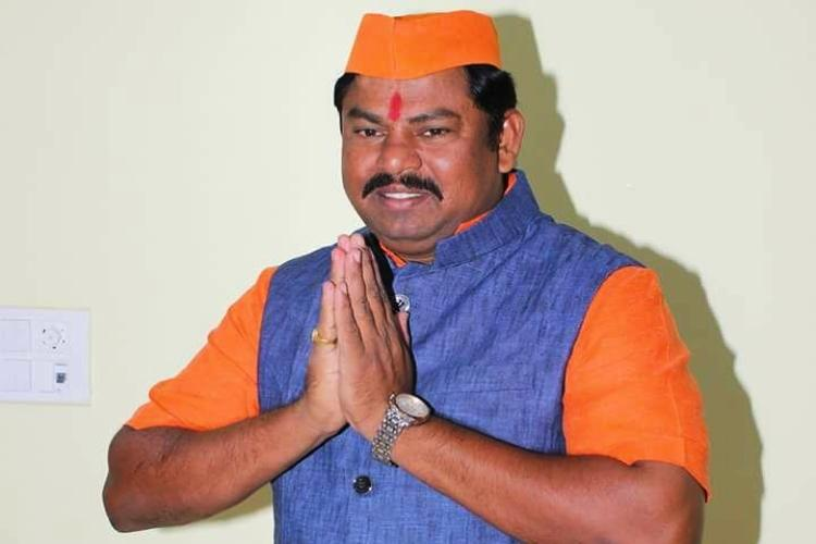 BJP MLA Raja Singh placed under house arrest in Hyd to prevent his visit to Bhainsa