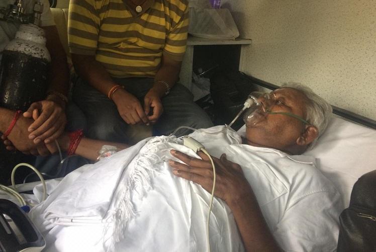 After much drama Saravana Bhavan owner Rajagopal surrenders