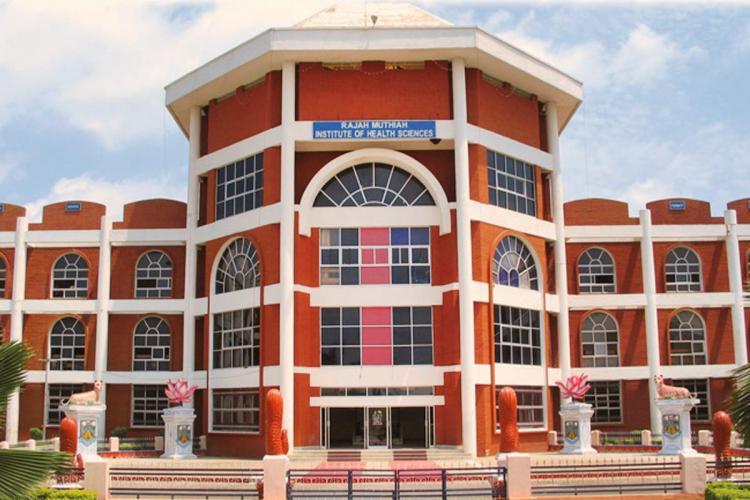 Rajah Muthiah Medical College Chidambaram