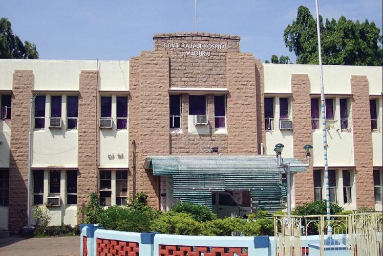 175-yr-old heritage building of Govt Rajaji hospital in Madurai to ...