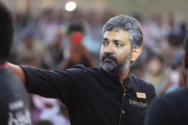 Rajamouli opens up about Bahubali 2 all set to clash with Rajinikanths 20