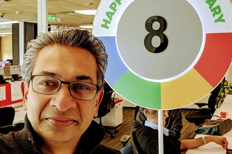 Google India head Rajan Anandan steps down to take over as MD at Sequoia India