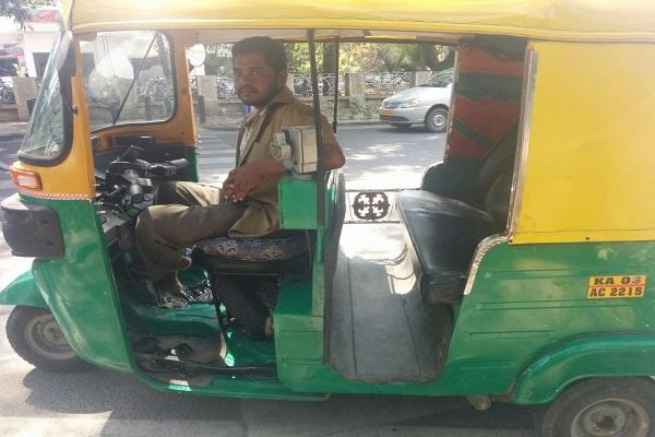 When Rajanikanth drives you to work