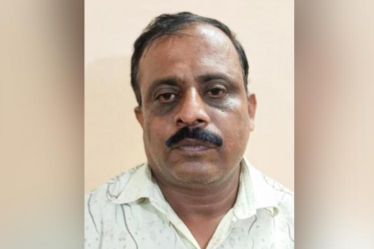Rajashekhar Tumakuru man who was held for threat letter to judge