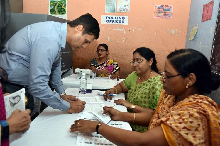 Lok Sabha 2019 Several Hyd voters find their names missing from electoral rolls