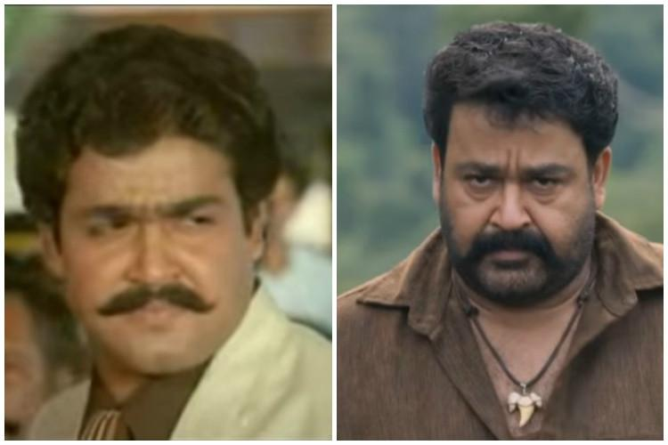 Resume of a superstar 30 years of Mohanlal from Rajavinte Makan to Pulimurugan