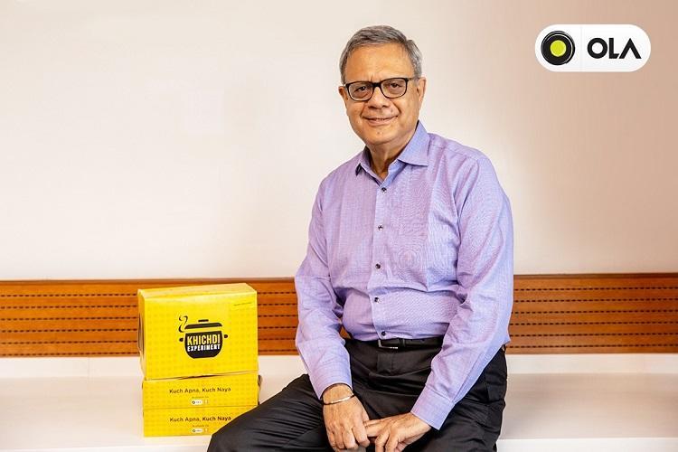 FMCG veteran Rajeev Bakshi joins Olas food business as Board Advisor