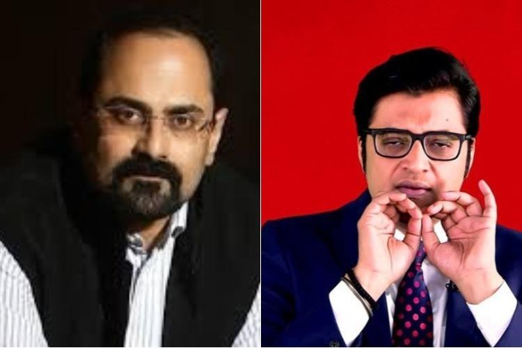 Rajeev Chandrasekhar resigns as Board Director from Republic TVs parent company