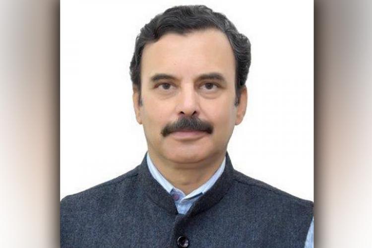 Tamil Nadus new Chief Secretary Rajeev Ranjan