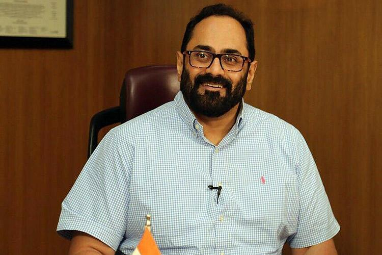 SC verdict on Section 377 upholds right to privacy BJP MP Rajeev Chandrasekhar