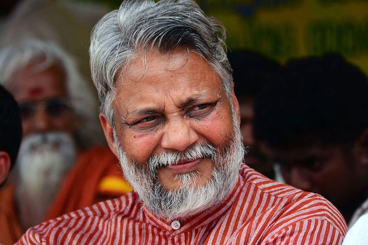 Waterman Rajendra Singh to visit Kalyanapulova reservoir as locals protest mining