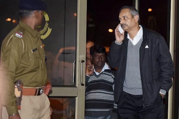 CBI arrests Delhi Principle Secy Rajendar Kumar Sisodia cries political conspiracy
