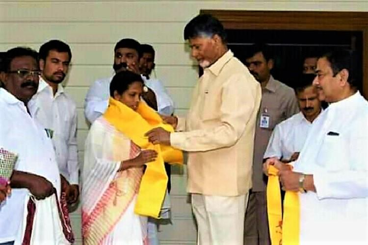 YSRCP loses one more MLA to TDP in Andhra defection count now at 22