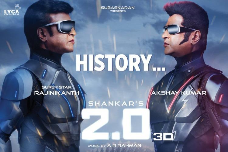 Rajinikanths 20 all set to release in China and Russia