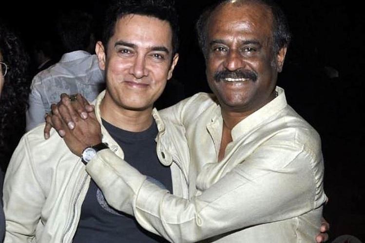 Rajini requested me to do 2O Aamir Khan makes a stunning revelation