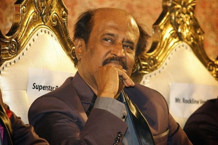 Rajini not meeting fans in Chennai on April 2 no decision to enter politics