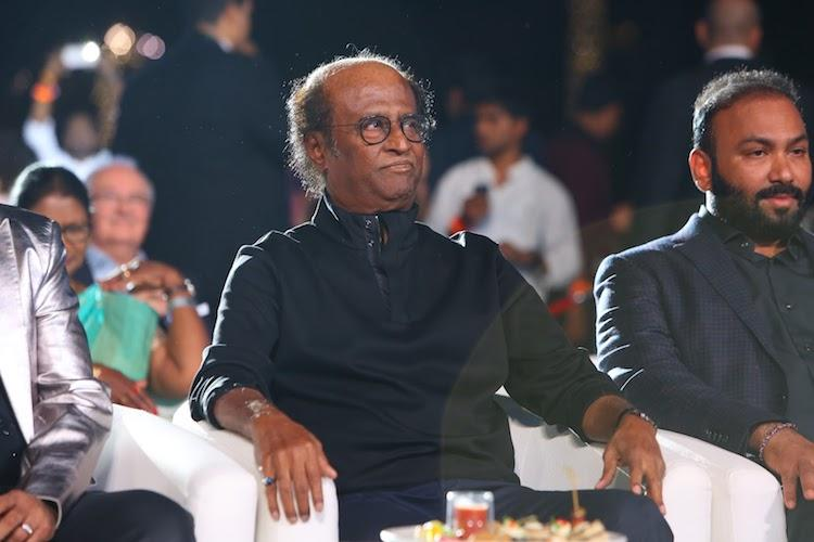 Rajinikanth unveils MGR statue in TN, to address students: Highlights