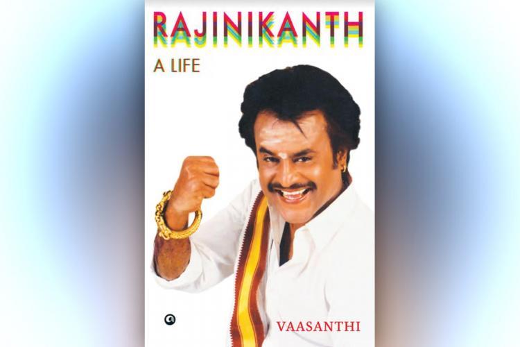 Rajinikanth A Life book cover