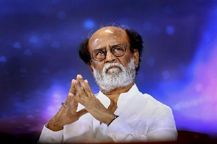 Grave danger to country Rajini slams attack on cops during IPL-Cauvery protest