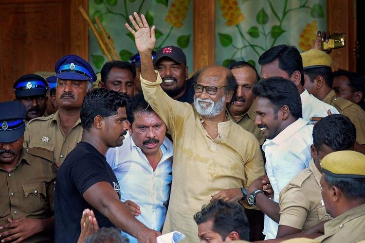 Rajinikanth summoned by Thoothukudi firing probe committee