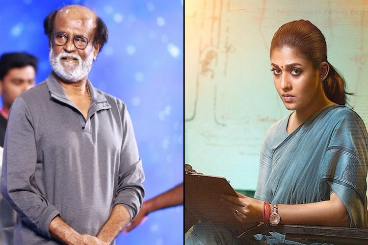 Its official Nayanthara will team up with Rajinikanth in AR Murugadosss film