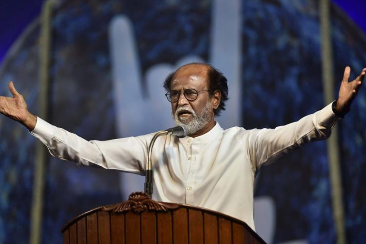 Time to change the fate of Tamil Nadu Rajinikanth after announcing his party