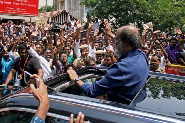 Its not hero worship its human worship A Rajinikanth fans rebuttal to Ravikumar