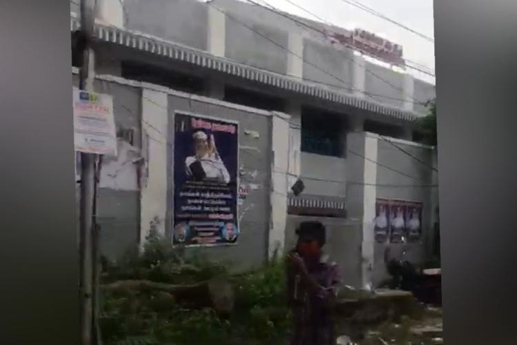 Ambedkar SCST government run hostel in Kodambakkam