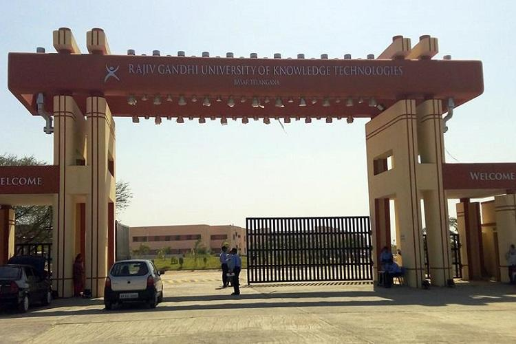 Asst prof booked sacked for alleged sexual harassment at IIIT Basar in Telangana