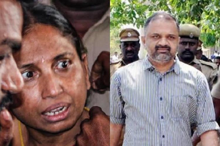 Rajiv Gandhi Assassination convicts Nalini and Perarivalan who are currently lodged in the Vellore Central prison in Tamil Nadu