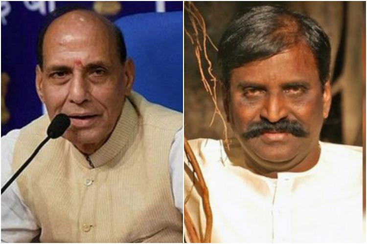 Vairamuthu controversy Defence Minister Rajnath Singh cancels participation in SRM convocation
