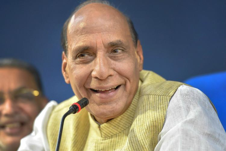 Defence Min Rajnath hints at changing Indias No First Use policy on nuclear weapons