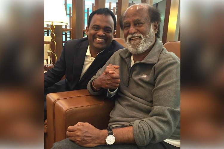 Raju Mahalingam not expelled from Rajini Makkal Mandram outfit clarifies