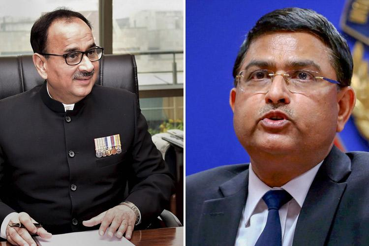 In plea before SC, Alok Verma claims govt interference in sensitive cases