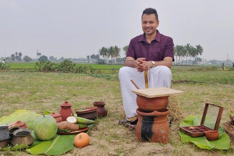 Going beyond idli-sambar Meet chef Rakesh Raghunathan who documents south Indian food