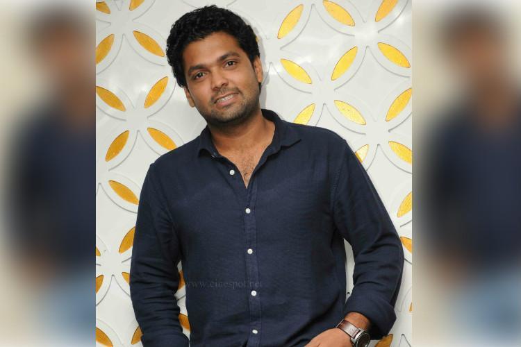 Rakshit Shetty begins work on his next titled Charlie 777