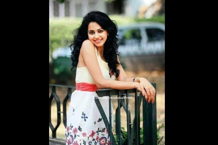 Tollywood actor Rakul Preet hosts fundraiser in Hyderabad to help rape survivors
