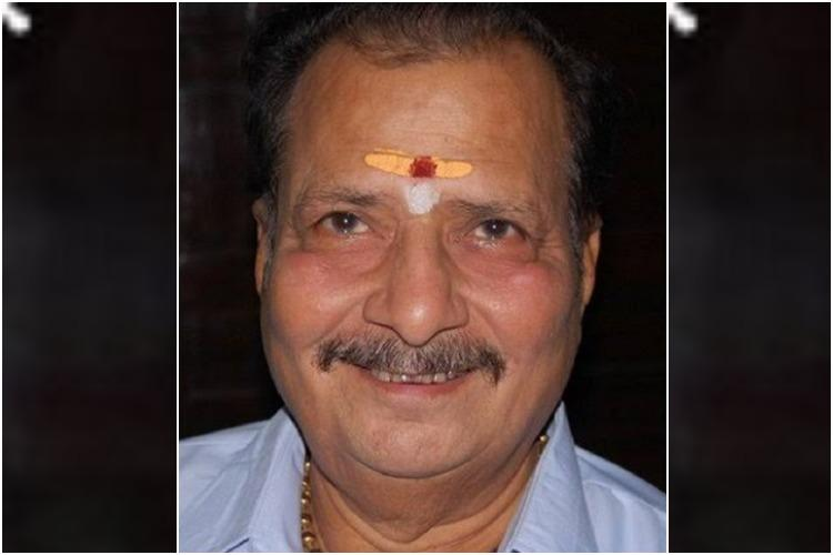 Veteran Telugu actor Rallapalli Narasimha Rao passes away at 73