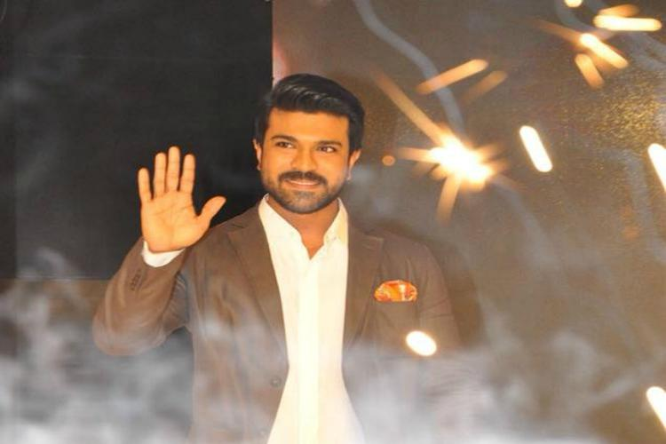 Ram Charan Teja requests producers to not display box-office numbers