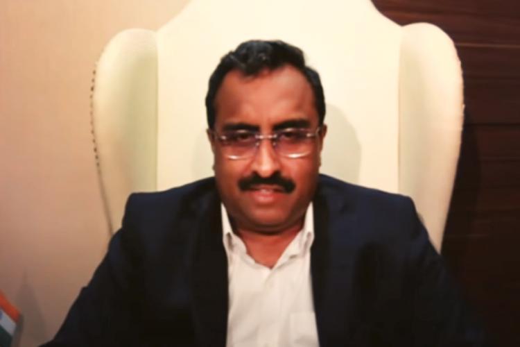 BJP National Secretary Ram Madhav on BBC HardTalk