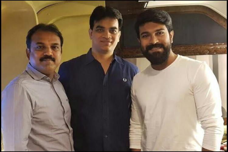 Its official Ram Charan announces film with Koratala Siva