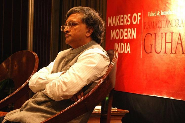 Indias survival a miracle we proved Western analysts wrong Ramachandra Guha