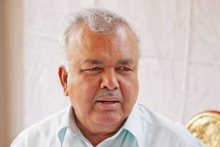 Relief for HD Kumaraswamy MLA Ramalinga Reddy to support him in trust vote