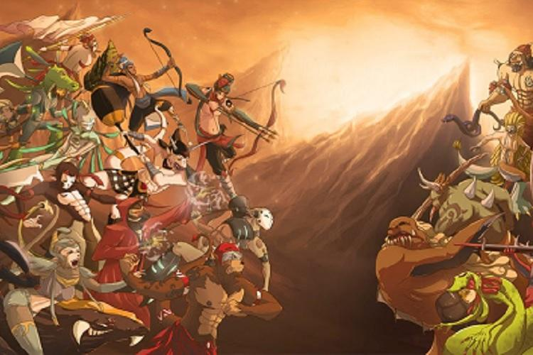 Ramayana to be Made into a Trilingual Film Series