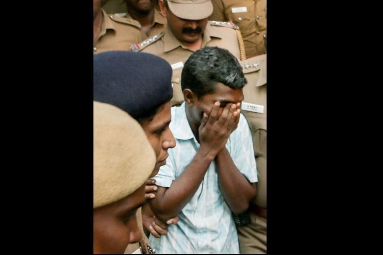Ramkumar was killed says his father Thirumavalavan wants CBI probe